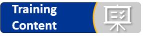 Training Content button